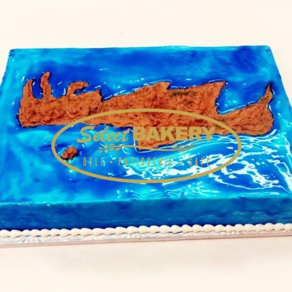 Birthday Cake - Crete