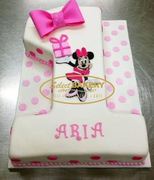 Birthday Cake - MinnieMouse