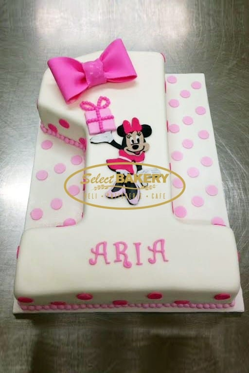 Birthday Cake - MinnieMouse