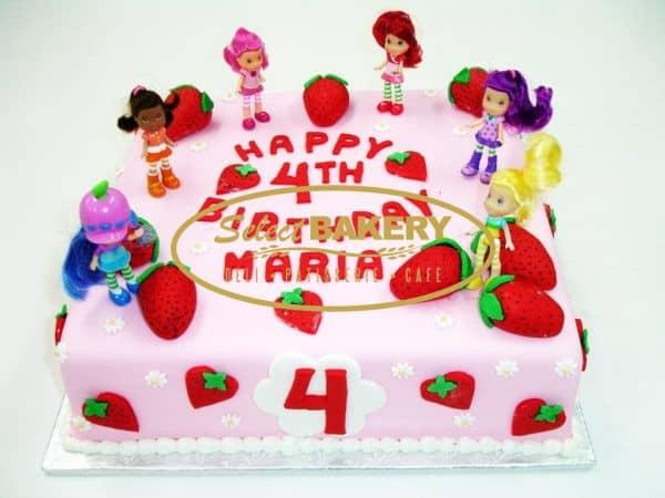 Birthday Cake - Doll