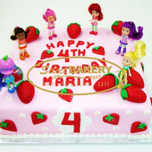 Birthday Cake - Doll