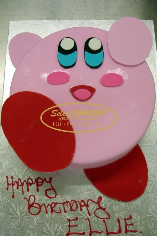 Birthday Cake - Figurine