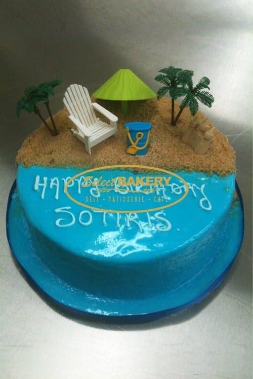 Birthday Cake - Holiday
