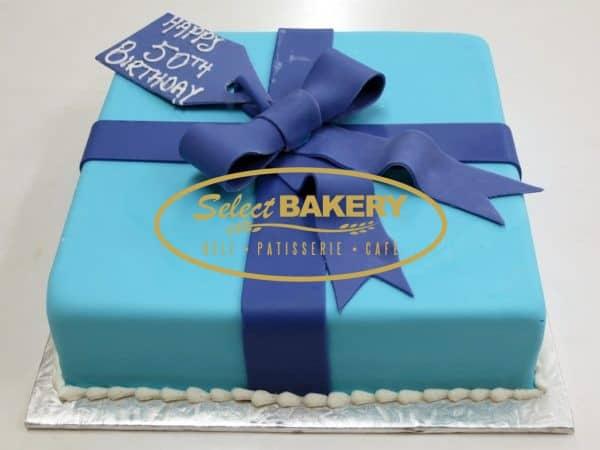 Birthday Cake - Giftbox