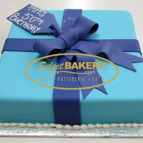 Birthday Cake - Giftbox