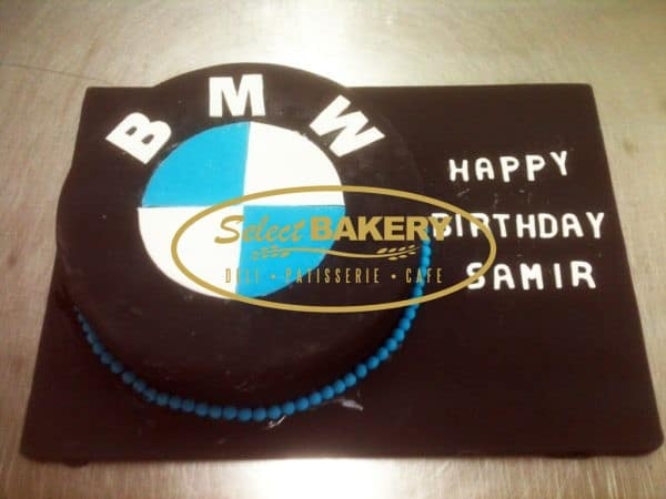 Birthday Cake - BMW