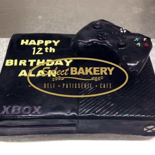 Birthday Cake - XBOX