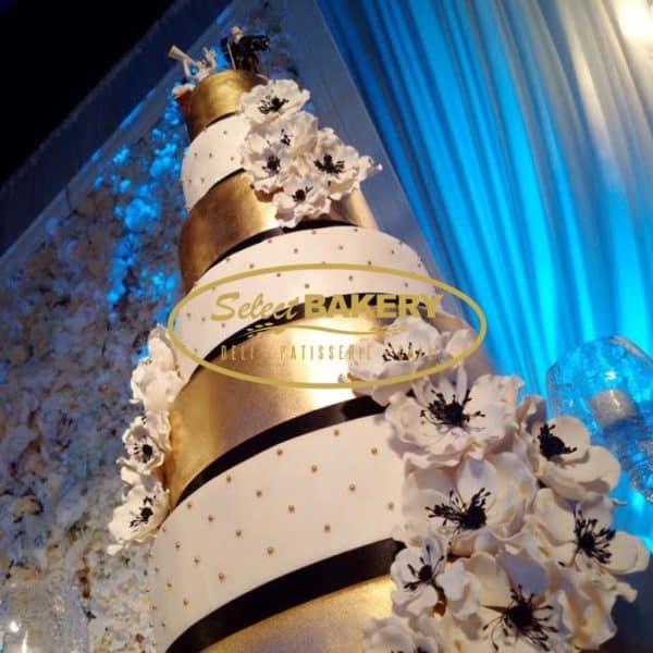 Wedding Cake - Select Bakery1245