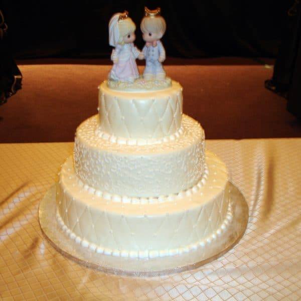 Wedding Cake - Select Bakery