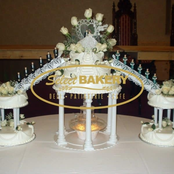 Wedding Cake Ballet - Select Bakery