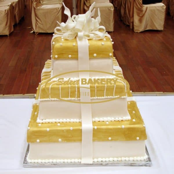 Wedding Cake Giftbox - Select Bakery