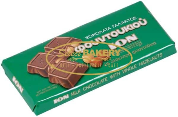 ION ALMOND CHOCOLATE 200G