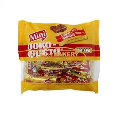 ION CHOCOFRETA Wafer Bar Hazelnut Mini - 210g