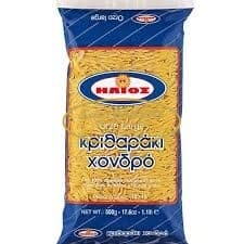 ILIOS ORZO LARGE 500g
