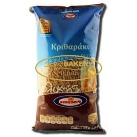 HELIOS WHOLE WHEAT ORZO 500 G
