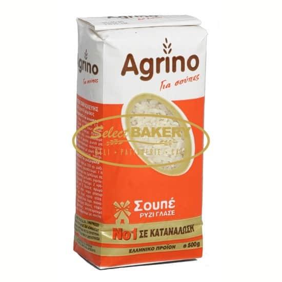 AGRINO SOUPE RICE 500g