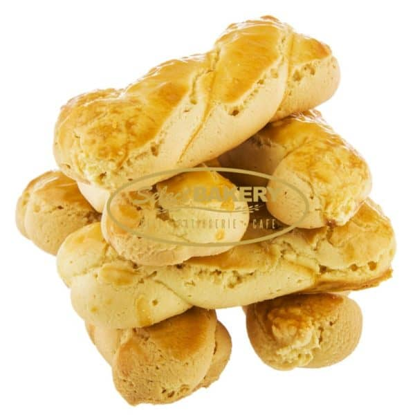 KOULOURAKIA - EASTER COOKIES - 1000 g - 56 pcs.