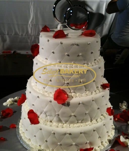 Wedding Cake - Elegant