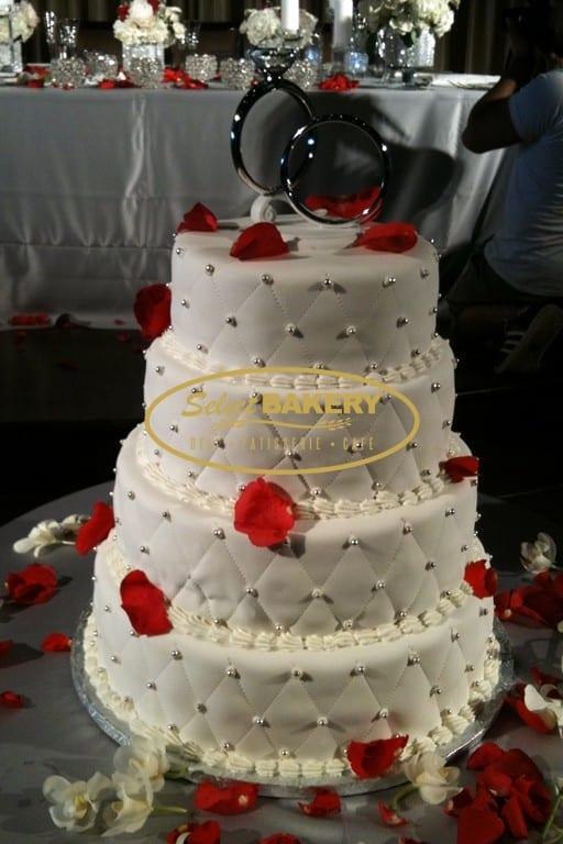 Wedding Cake - Elegant