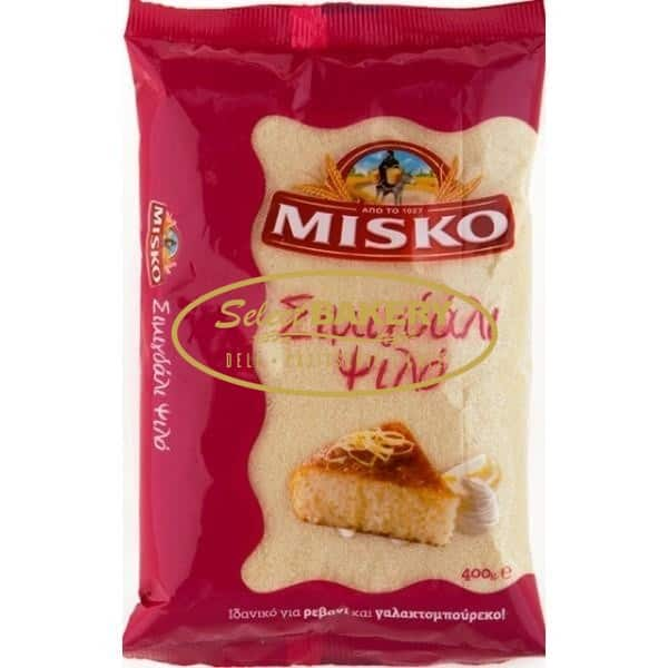 MISKO SIMIGDALI RED - 500g