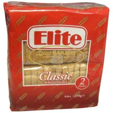 ELITE RED RUSKS - 250g