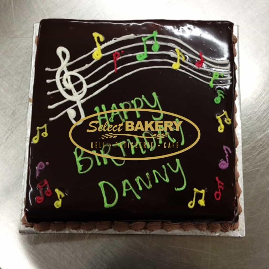 Terrific Birthday Cake Music Select Bakery Funny Birthday Cards Online Necthendildamsfinfo