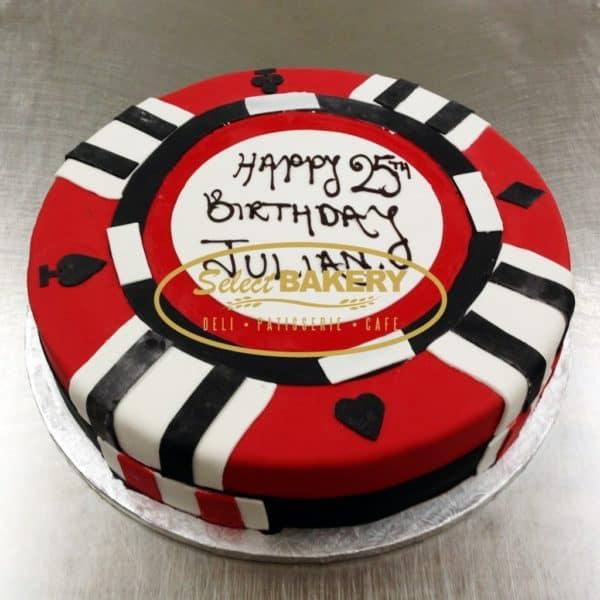 Birthday Cake - Casino