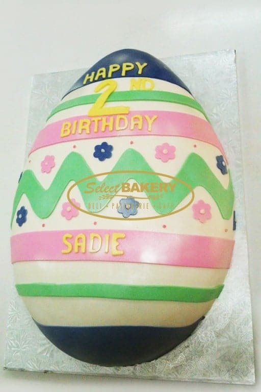 Birthday Cake - Easter