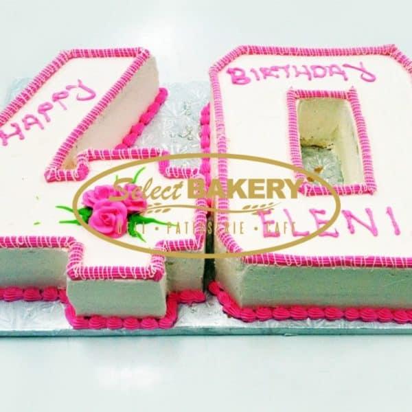 Birthday Cake - 50