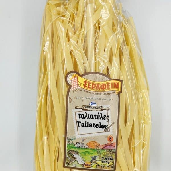 Serafim-Tagliateles-Greek-Pasta