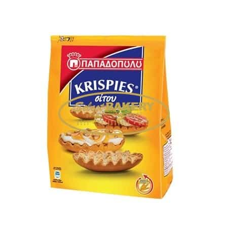 PAPADAPOULOS KRISPIES - 200g