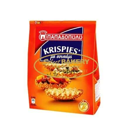 PAPADAPOULOS WHEAT RUSKS- 200g