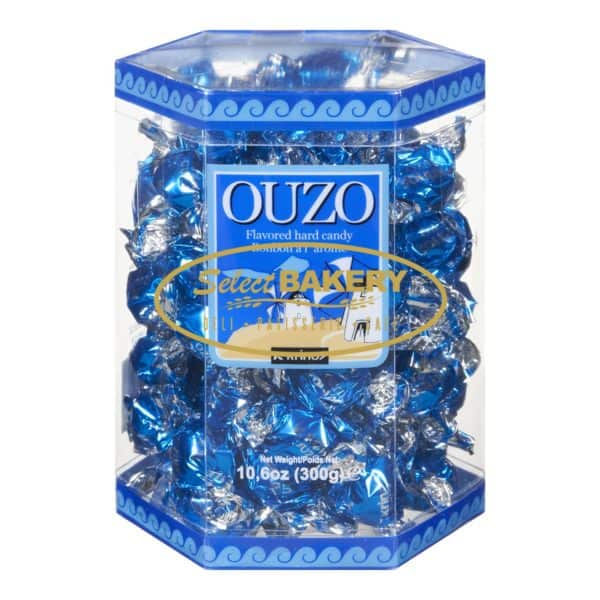 KRINOS OUZO CANDY- 300g