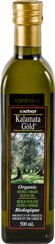 Krinos-Kalamata-Gold-Organic-extra-virgin-olive-oil-6x500ml