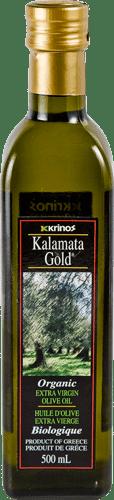 Krinos-Kalamata-Gold-Organic-extra-virgin-olive-oil-6x500ml