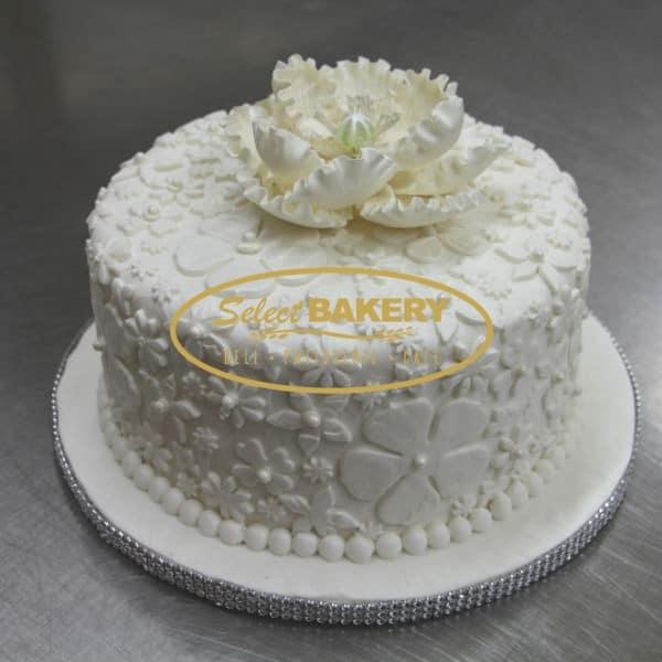 BAPTISM CAKE 29