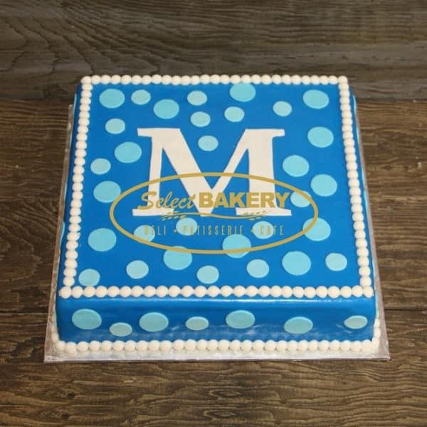 BAPTISM CAKE 30