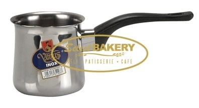 BRIKI Small Coffee Pot for Electric Stoves