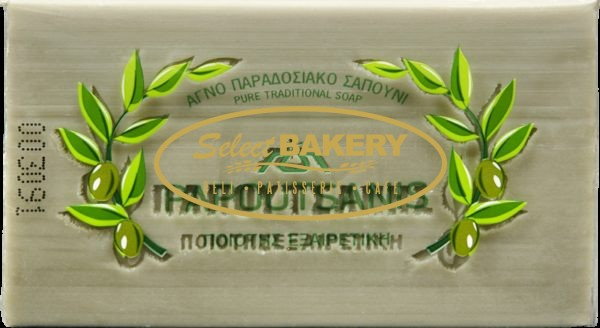 PAPOUTSANIS Traditional Olive Oil Bar Soap 125 g