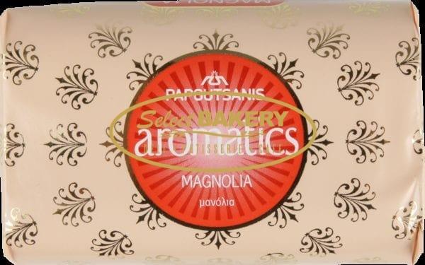 PAPOUTSANIS Aromatics Magnolia Soap Bar 250g