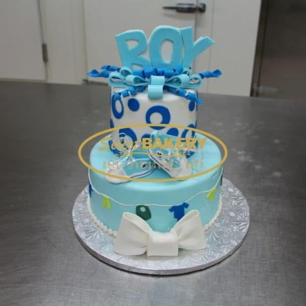 Baptism Cake Cupcake 474