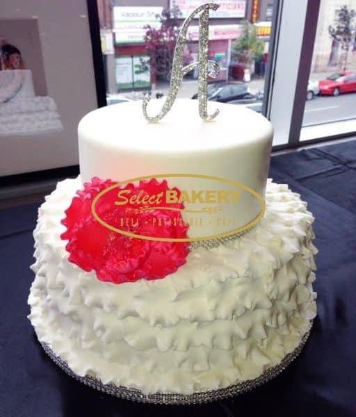 Baptism Cake Cake Topping 505