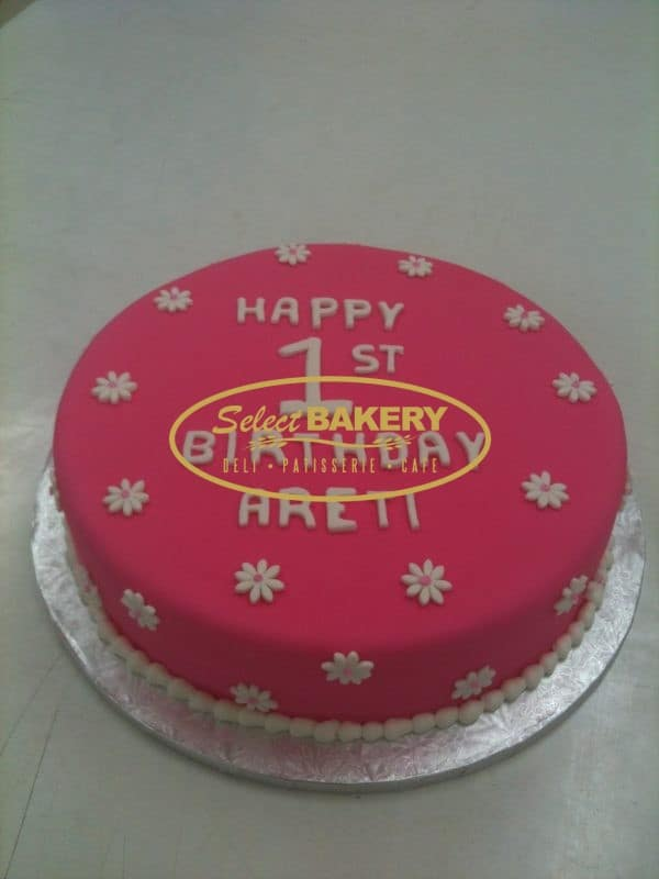 Birthday Cake- 389