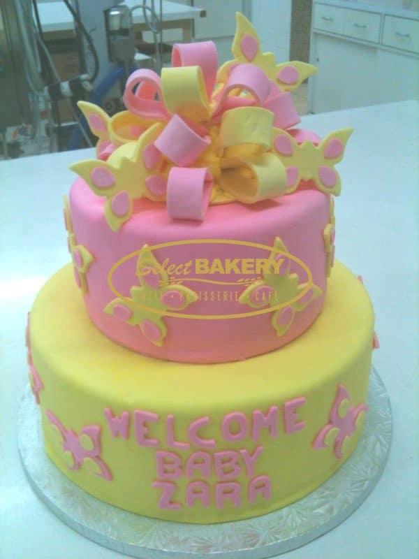 Birthday Cake - 393