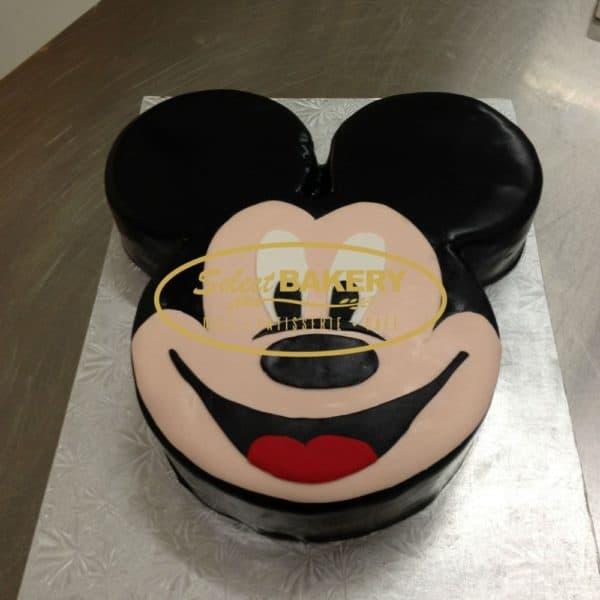 Birthday Cake - Butterfly Garden 455