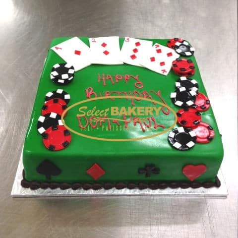 Birthday Cake 465