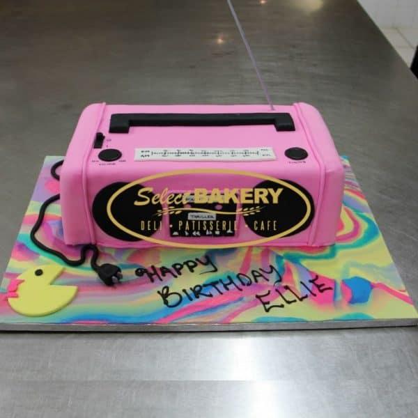 Birthday Cake Radio Party 482