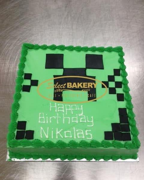Birthday Cake Hello Kitty 507