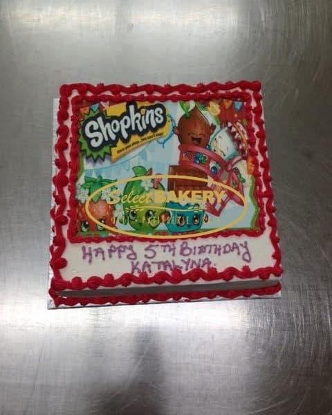 Birthday Cake Universe 504
