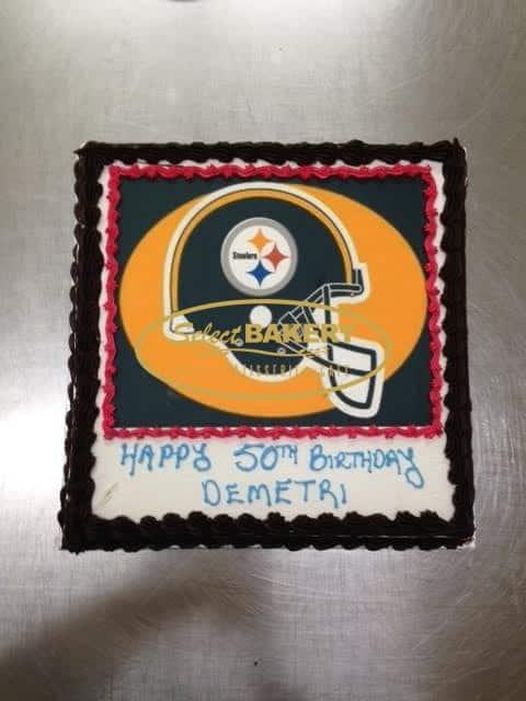 Birthday Cake - 528